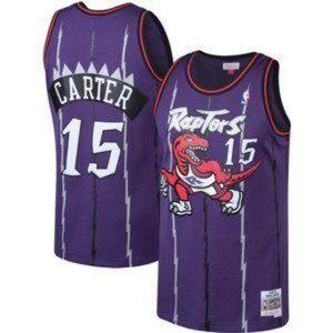 NBA Nike Toronto Raptors Vince Carter Jersey